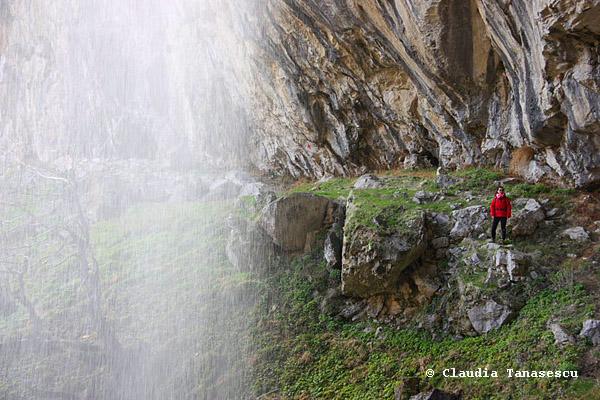 """cascada Vanturatoarea"""