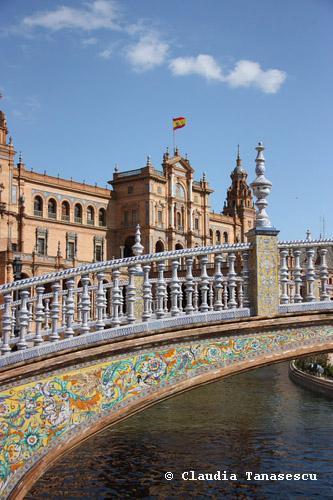 """""""Sevilla Plaza de Espana"""""""
