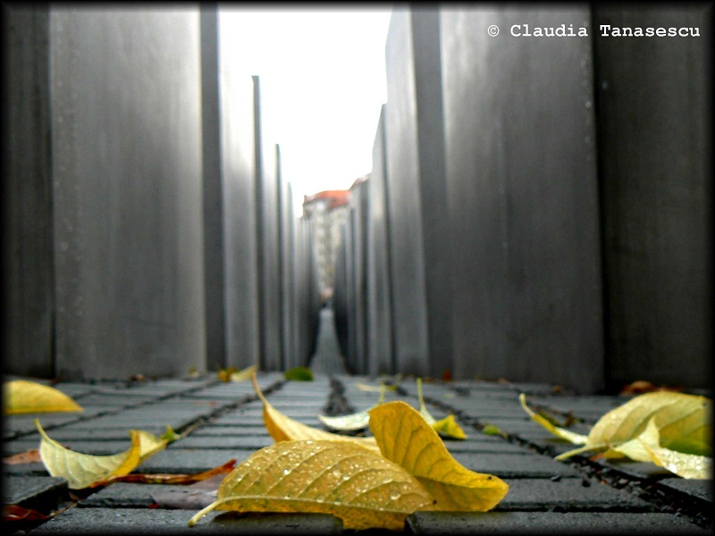 """Berlin Holocaust memorial"""