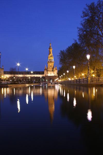 """""""Plaza de Espana Sevilla"""""""