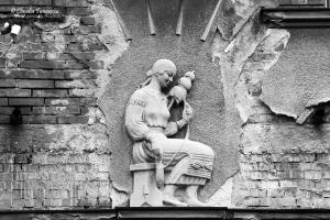 The stone people of Timisoara